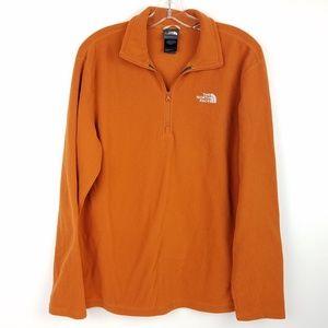 THE NORTH FACE Mens 1/4 Zip Pullover Fleece Jacket